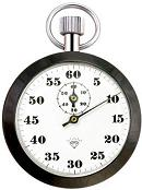 Stainless Steel Stopwatch